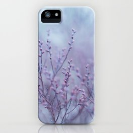 Pale Spring iPhone Case