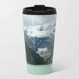 Peaceful Lake Louise Travel Mug