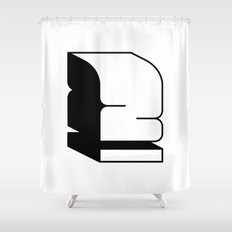 Duno Shower Curtain