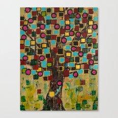 :: Jewel Tree :: Canvas Print