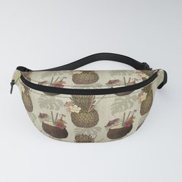 Pineapple Pina Coladas Fanny Pack