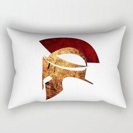 Spartan warrior Rectangular Pillow