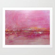 Ebb and Flow Art Print
