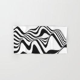 Funky Stripes Hand & Bath Towel