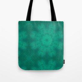 Heart Chakra Mandala fabric Tote Bag
