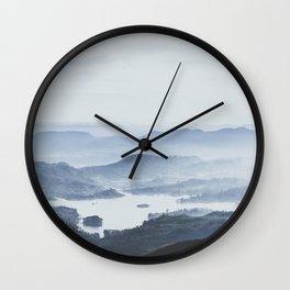 Sri Lanka V Wall Clock