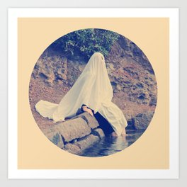 In which paranormal investigator is my fallback career Art Print