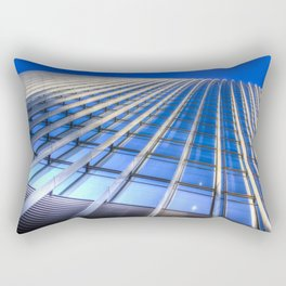 The Walkie Talkie London Abstract Rectangular Pillow