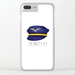I'm Pretty Fly Clear iPhone Case