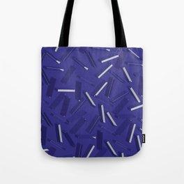 3D Pattern  X 0.5 Tote Bag