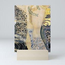12,000pixel-500dpi - Gustav Klimt - The Hydra - Digital Remastered Edition Mini Art Print