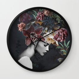Bloom 10 Wall Clock