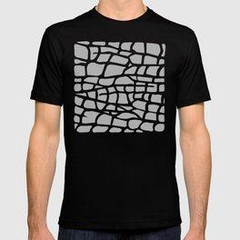 Gray Elephant Skin - Wild Animal T-shirt
