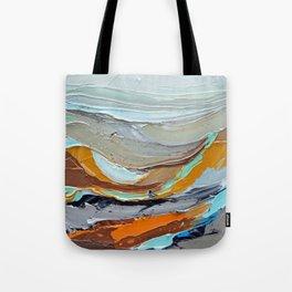 Cold Mountain Tote Bag