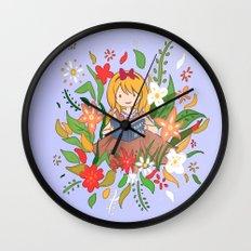 Sunnyside  Wall Clock