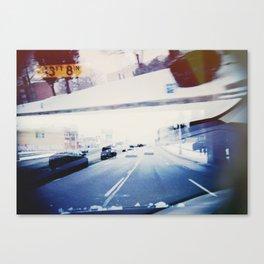 Woodward Ave Canvas Print