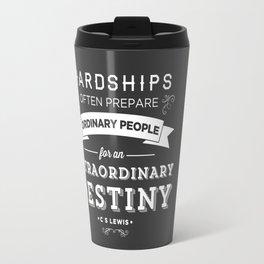CS Lewis - Extraordinary Travel Mug