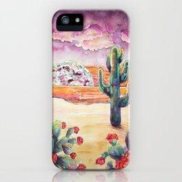 Desert Dream iPhone Case