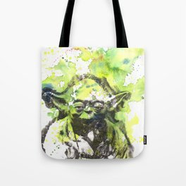 May the Force be with You Yoda Star Wars Tote Bag
