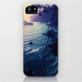 Big Sur iPhone Case