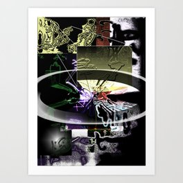 Sensinak Art Print