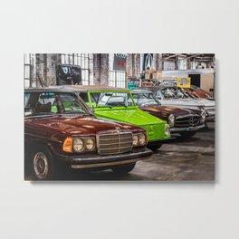 Showroom Metal Print