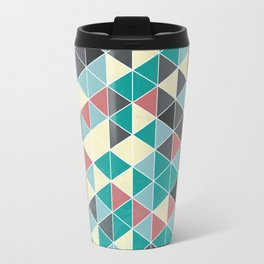 TRIANGLE GREEN Travel Mug