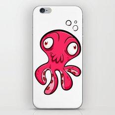 Squiddy! iPhone & iPod Skin