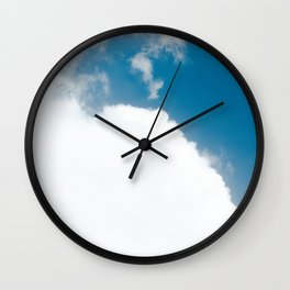 Aerial Show Wall Clock