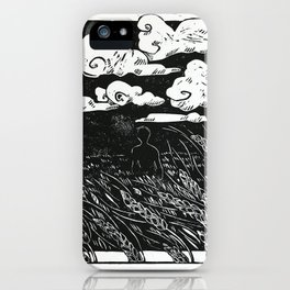 barely there iPhone Case