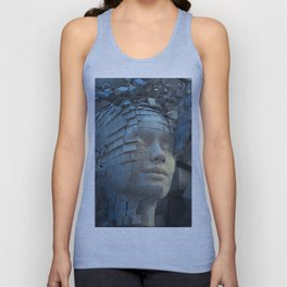 Dissolution of Ego Unisex Tank Top
