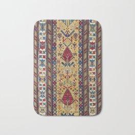 Shirvan East Caucasus  Antique Carpet Bath Mat