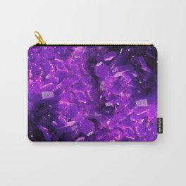 Aragonite Purple Carry-All Pouch