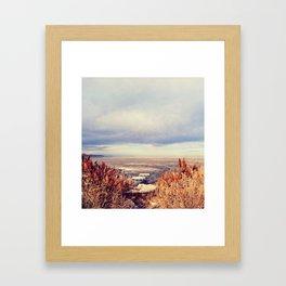 pallet  Framed Art Print