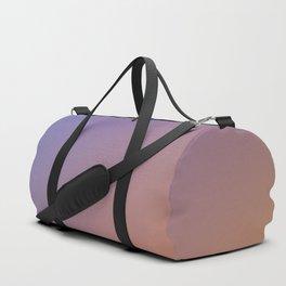 PUMPKIN CURSE - Minimal Plain Soft Mood Color Blend Prints Duffle Bag