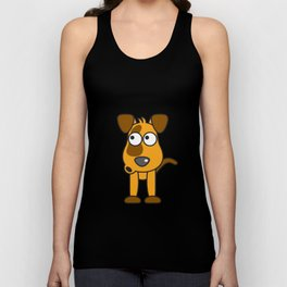 Ooh Zoo – Dog Unisex Tank Top