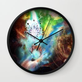 Conjuring the Cold Wall Clock