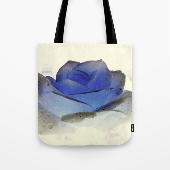 something blue... Tote Bag