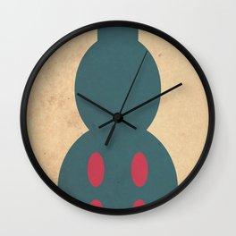 Cyndaquil Wall Clock