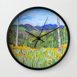 distance Wall Clock