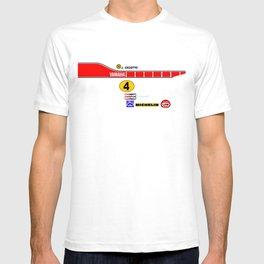 Johnny Cecotto 1979 Moto Grand Prix T-shirt