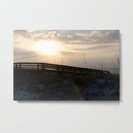 Alabama Sunrise Metal Print