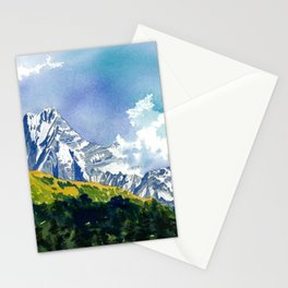 Siva's Abode Stationery Cards