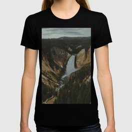Yellowstone National Park Falls T-shirt