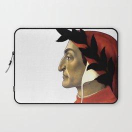 "Sandro Botticelli ""Dante Alighieri"" Laptop Sleeve"