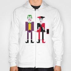Joker and Harley Quinn Hoody