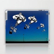 Crow Hat Machine Laptop & iPad Skin