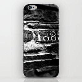 1883 iPhone Skin