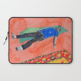 Long Day at the Office Laptop Sleeve
