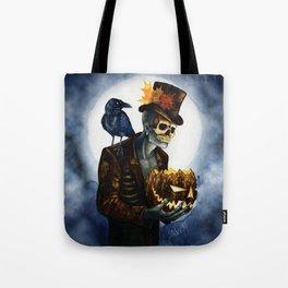 Shadow Man 4 Tote Bag